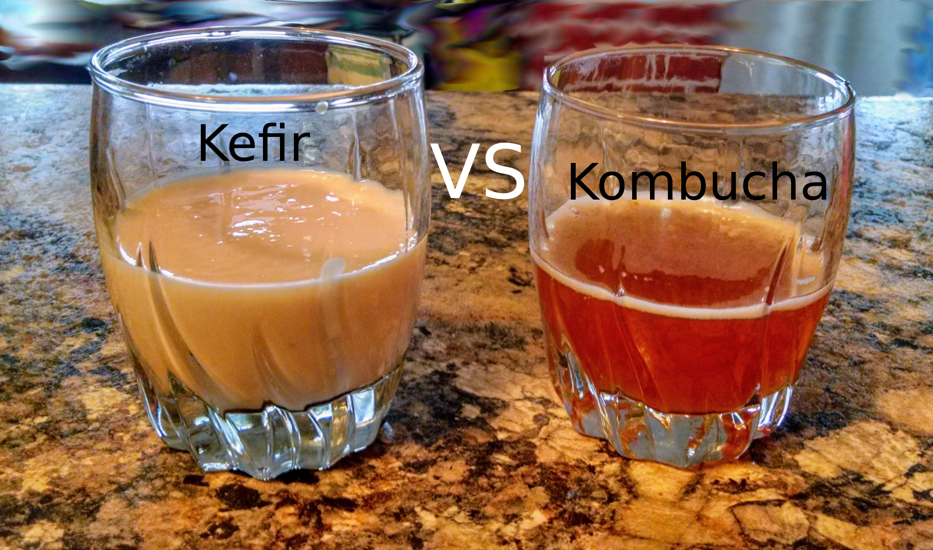 Kombucha vs. Kefir - What's the Best Probiotic Drink | Amherst Wellness Center