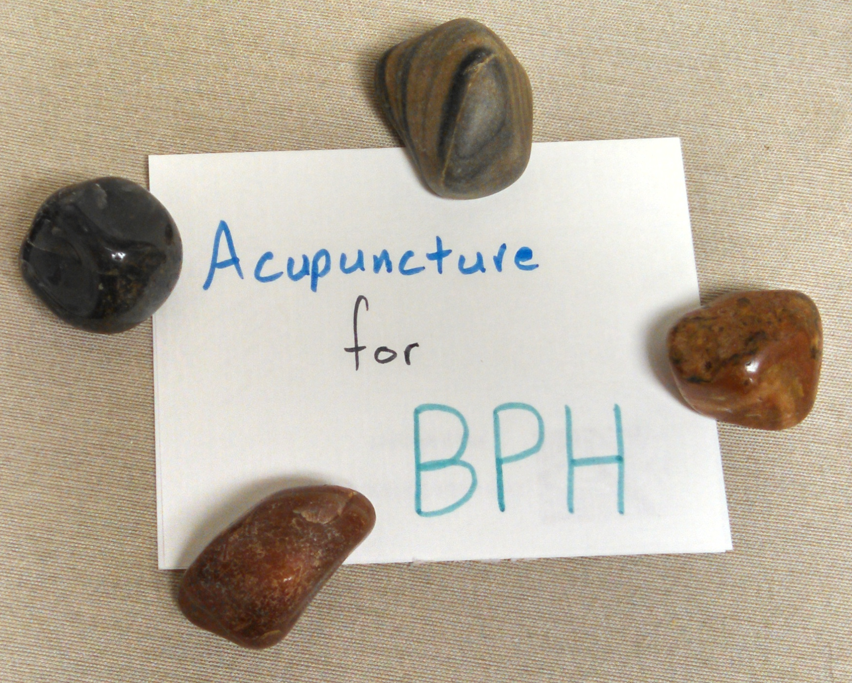 Acupuncture for BPH